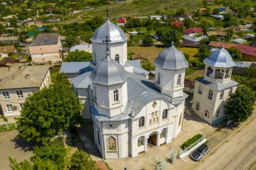 Biserica din Niculitel